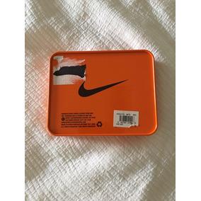 Cartera Nike Hugo Swiss Color Café Nueva 100% Original