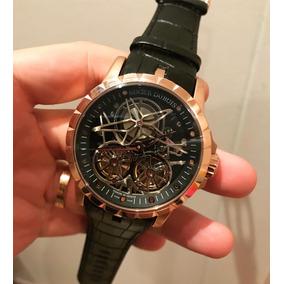 db6f94dff43 Relogio Roger Dubuis Excalibur Masculino - Relógios De Pulso no ...