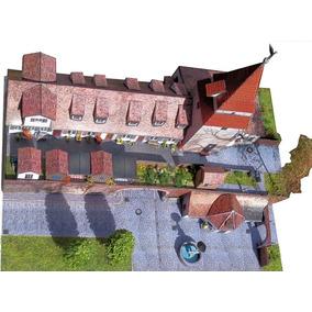 Maquete 3d Vila Belmiro - Brinquedos e Hobbies no Mercado Livre Brasil 1c4d610be2002