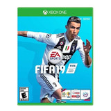 Fifa 19 Xbox One Fisico Nuevo Sellado Entrega Ya