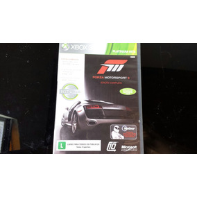 Forza Motorsport 3 Original Xbox 360
