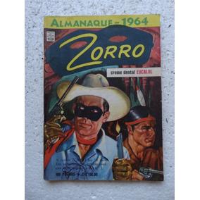 Almanaque Zorro 1964! Ebal!