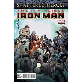 Marvel The Invincible Iron Man - Volume 510