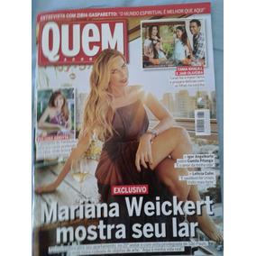 Revista Quem Madonna