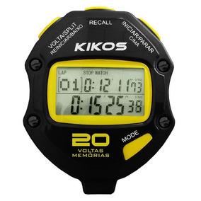 Cronômetro Kikos 20 Voltas