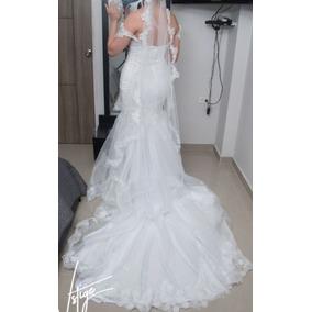 Vestidos de novia corte sirena en bogota