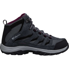 Botas Trekking Mujer Columbia Crestwood Impermeable Palermo°