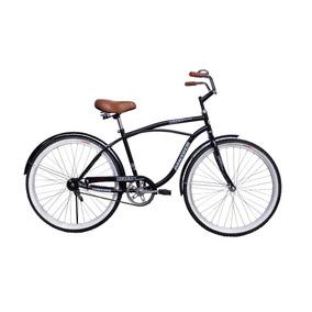Bicicleta Vintage Cruiser Rodada 26 Para Caballero