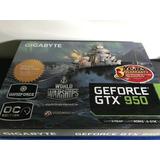 Gigabyte Gtx 950 Oc 2g Ddr5 Corre Todo Dota 2, Fortnite, Gta