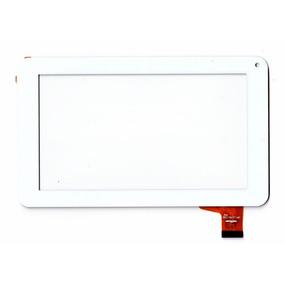 Tela Touch Tablet Multilaser M7s M7s Original Branco + Cola