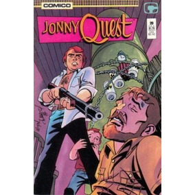 Comico Jonny Quest - Volume 20