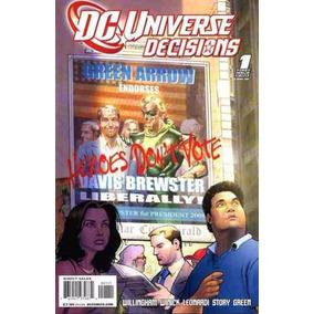 Dc Universe Decisions - Volume 1