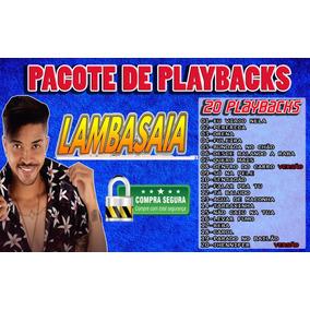 Pacote Playbacks Lambasaia