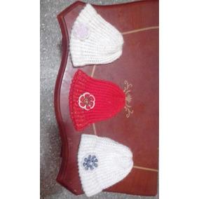 Vendo Bellos Gorros Tejidos Para Niñas 119c9b41946
