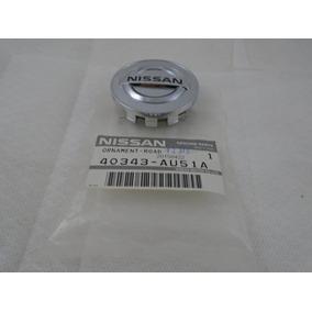 Calota Central Roda Nissan March/versa 11/13 40343au51a