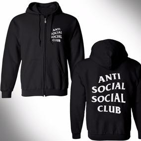 Sudadera Anti Social Social Club Unisex Envio Gratis 12992e900ec