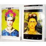 Auto Retrato Frida Kahlo, 2 Carteles Con Detalle Kahlo Frida