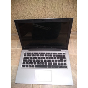 Notebook Core I7 Cce Hdmi Ssd 120gb 4 Gigas Bateria Ruim