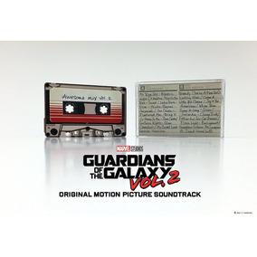 Guardianes De La Galaxia Vol 2 Cassette Import Nuevo Stock