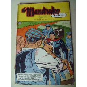 Mandrake Magazine Nº52 Rge