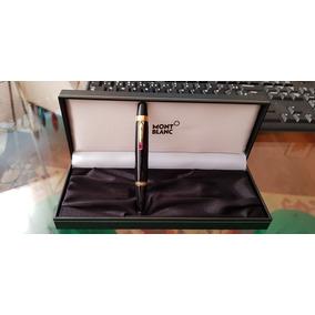 79041d3b2d0 Caneta Montblanc Boheme Ruby - Canetas Montblanc no Mercado Livre Brasil