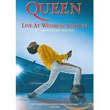 Dvd Queen: Live At Wembley Stadium Envío Gratis