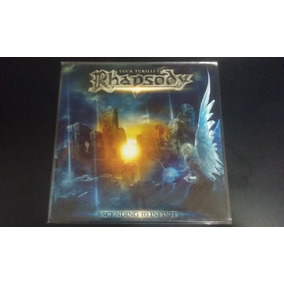 Luca Turilli, Ascending To Infinity, Vinil Colorido