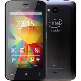Smartphone Qbex Xgo Hs011 Dual 4 4gb 5mp - Preto (vitrine)