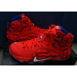 3abb947f640c Tenis Lebron James Independence Day - Deportes y Fitness en Mercado ...