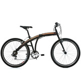 Bicicleta Dobrável Tito To Go Aro 26