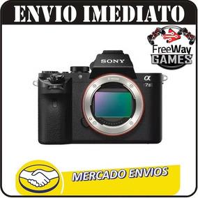 Câmera Sony Alpha A7s Ii Preto ( Apenas O Corpo ) + Nfe