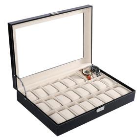 Caja Organizadora De Joyas/relojes Pulsera Homdox Grande