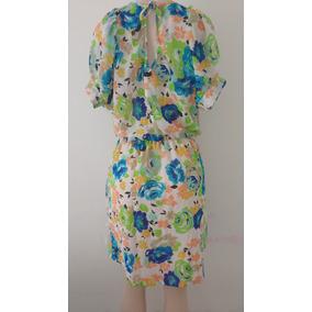 Vestido De Tecido Médio Barato +um Conjunto De Acessorio