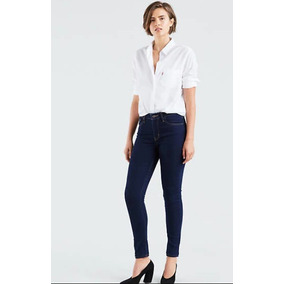 Levis Jeans Mujer High Rise Skinny 31x32 Nuevos