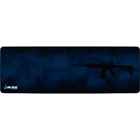 Mousepad Gamer Extended M4a1 - Rise Mode