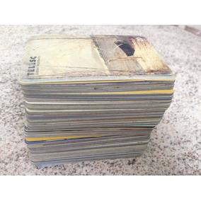 Cartões Telefônicos Antigos A Partir De 1996