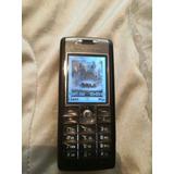 Sony Ericsson T637 Gsm En Muy Buen Estado Para Telcel