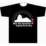 Camisa Jiu Jitsu