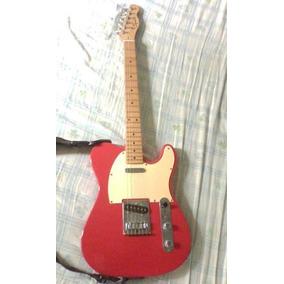 Guitarra Electrica Fender Telecaster Squar Afinity 80 Trump