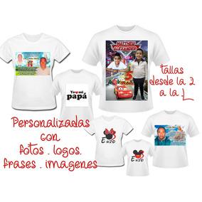 Franelas Estampadas Personalizadas - Ropa y Accesorios en Mercado ... 04637ec89a515