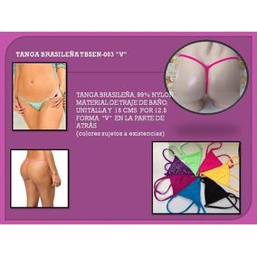 Tanga Brasileña Mod. V500 Sexys De Calidad¡¡¡¡¡¡¡¡