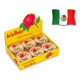 Dulces Mexicanos: Mazapán De La Rosa X 12 Piezas