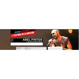 Entradas Abel Pintos Villa Mercedes 27 Enero