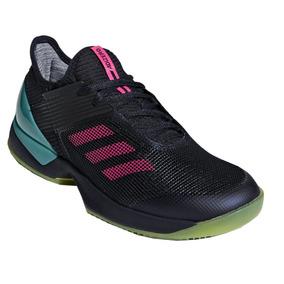 san francisco dd87d 06634 Zapato Tenis adidas Dama Adizero Ubersonic Original 8 1 2us