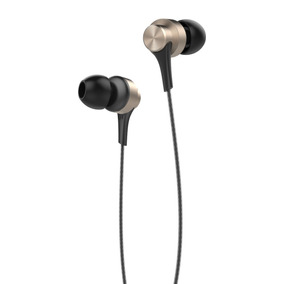Audifonos Aiwa Aw1 Wave In Ear Alambricos 3.5mm Manos Libres