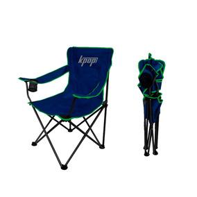 Silla Plegable Playera Camping Pop Promocional Grande K-pop