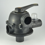 Cabeçote Válvula Seletora Cfa/tp Completa Filtro Jacuzzi