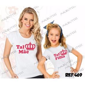 Camiseta Fras Mae Camisetas Manga Curta No Mercado Livre Brasil