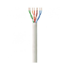 Bobina Cable Utp Cat5e Multifilar Intellinet Gris 23 Awg 305