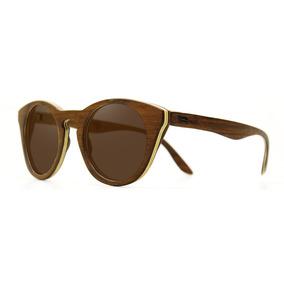 Oculos Leaf Madeira De Sol - Óculos no Mercado Livre Brasil e243b8fa79